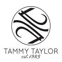 Tammy Taylor Logo Vector Black on White